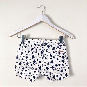 Hudson Girls Star Print Shorts
